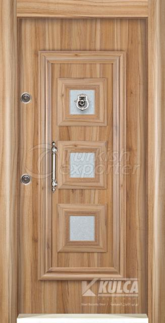 Z-9073 (Exclusive Steel Door)